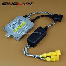 9-16 V AC 35 W HID Xenon Lastre Premium Inicio Rápido Rápido Brillante Digital de Reemplazo Delgado del Bloque Del Reactor de encendido Para La Linterna