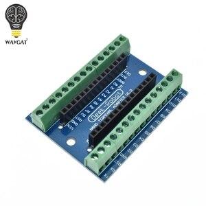 WAVGAT Standard Terminal Adapter Board For Arduino Nano 3.0 V3.0 AVR ATMEGA328P ATMEGA328P-AU Module Expansion Shiled Module(China)