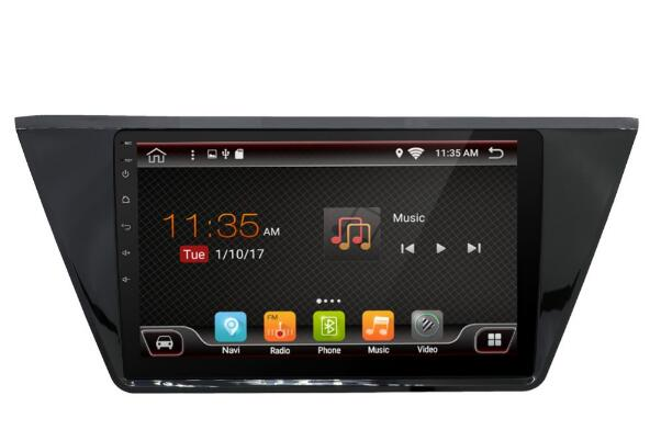 10 1 Quad core 1024 600 HD screen Android 7 1 Car DVD GPS font b
