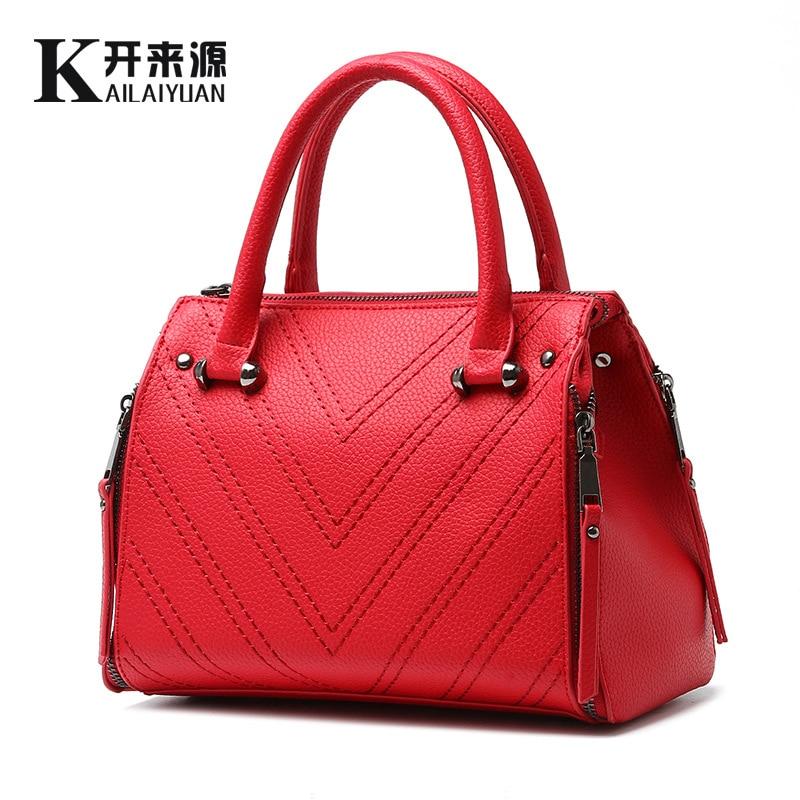 2016 New Fashion Women s Handbags Women Shoulder Bags Casual Travel Bags For Girls Bolsos Women