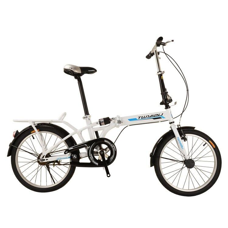 Vélo pliant 4 S cadeau personnalisé amortisseur portable adulte enfants vélo pliant