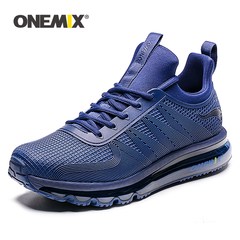 Onemix 2019 Max Men Running Shoes Women Fashion Trends Athletic Trainers Black High Sport Boots Cushion Outdoor Walking SneakersOnemix 2019 Max Men Running Shoes Women Fashion Trends Athletic Trainers Black High Sport Boots Cushion Outdoor Walking Sneakers