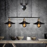 industrial pendant light for bedroom vintage lamp white Dining Room restaurant lamps modern pendant lights cord Hanging lighting