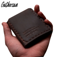 Genuine Leather Wallet Men The Secret Life Of Walter Mitty C