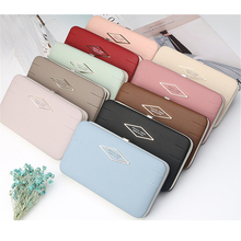 korean fashion thin women bag PU leather money zipper handbag coin pocket letter clutch 2019 summer beach luxury sale small bags недорого