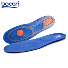 Silicone Gel Insoles Sports Running insoles Massaging shoe inserts Deodorant Pad Orthopedic Plantar Fasciitis for men women 8002