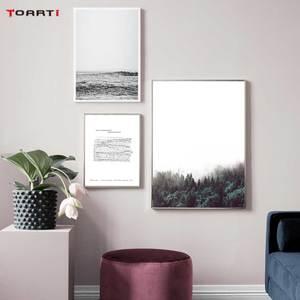 Image 2 - Affiches imprimés de paysage naturel nordique