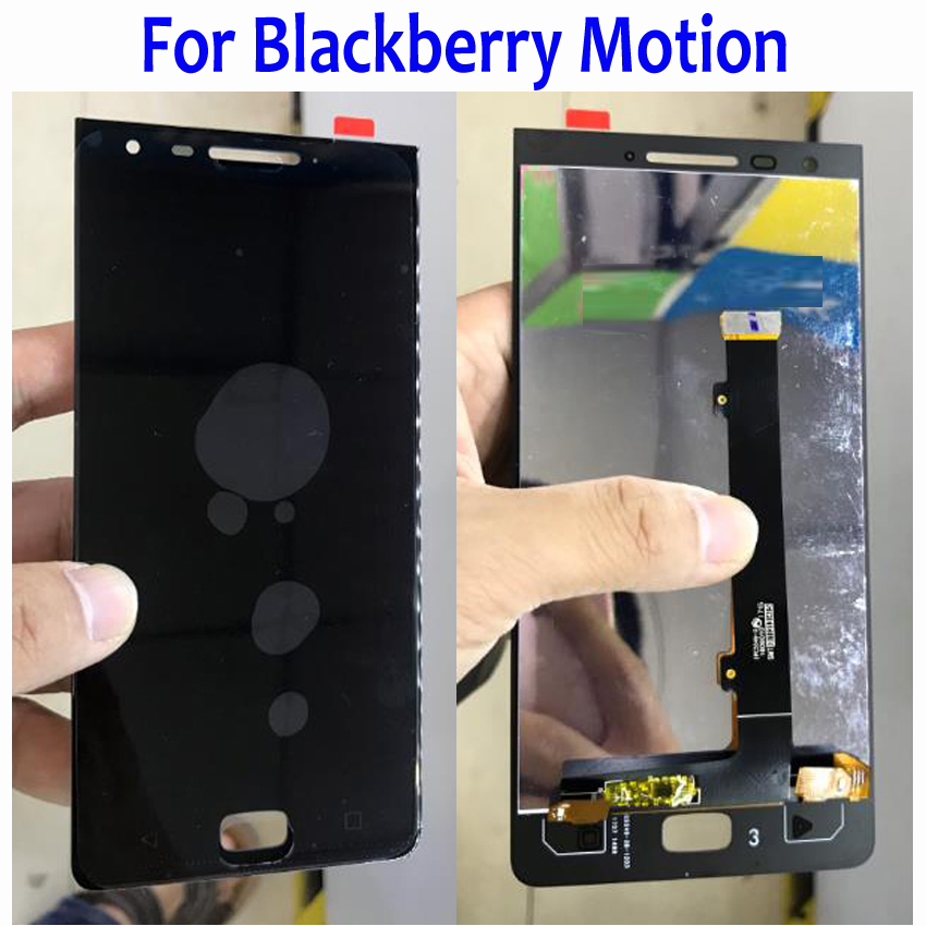 100% Warranty Tested For 5.5 Blackberry Motion Full LCD Display Panel Touch Screen Digitizer Assembly For BlackBerry Motion100% Warranty Tested For 5.5 Blackberry Motion Full LCD Display Panel Touch Screen Digitizer Assembly For BlackBerry Motion