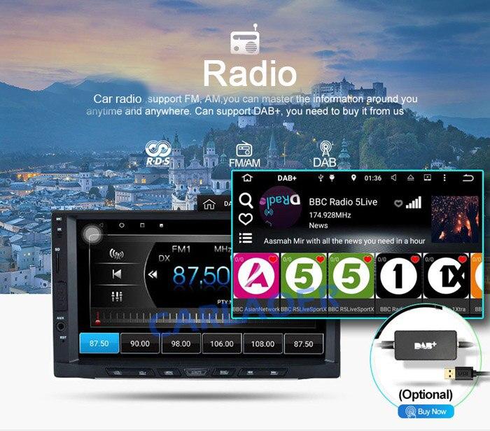 2 din car radio android  -19