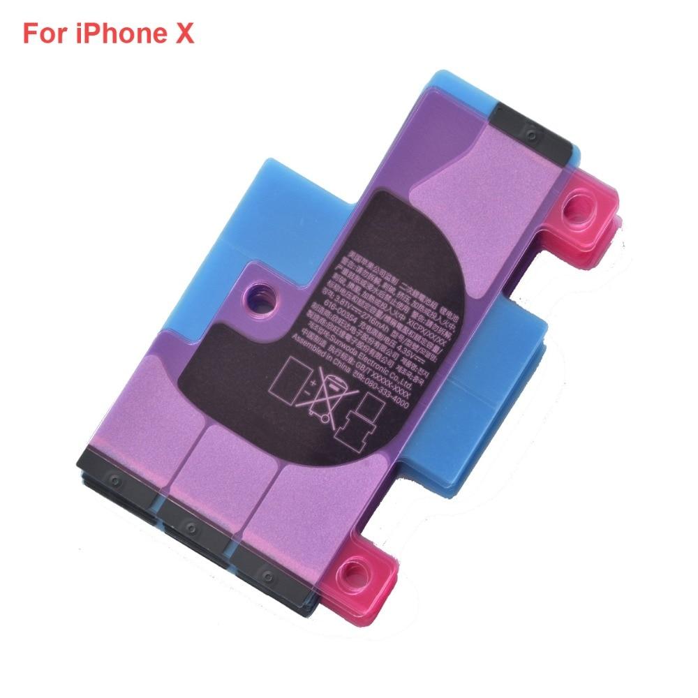 X battery sticker 50PCS ibro