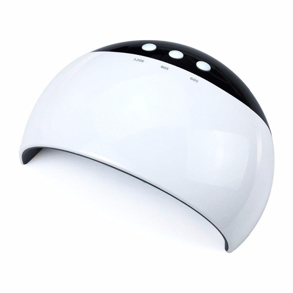 Nails Art & Werkzeuge 36 W Uv Led Lampe Nagel Trockner Automatische Sensor Doppel Licht Maniküre Gel Polish Nail Art Werkzeuge Sonne Z2 Freies Verschiffen QualitäT Und QuantitäT Gesichert