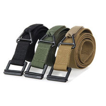 Adjustable Survival Emergency Rescue Rigger Men Militaria Military Tactical Belt Breathable Nylon Hot Sale