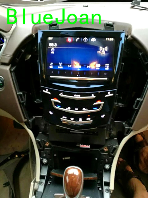 Cadillac touch panel...