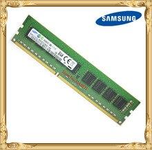 Memória pura do servidor de samsung ddr3 8 gb 1600 mhz ecc udimm 2rx8 8g PC3L 12800E ram da estação de trabalho 12800 unbuffered