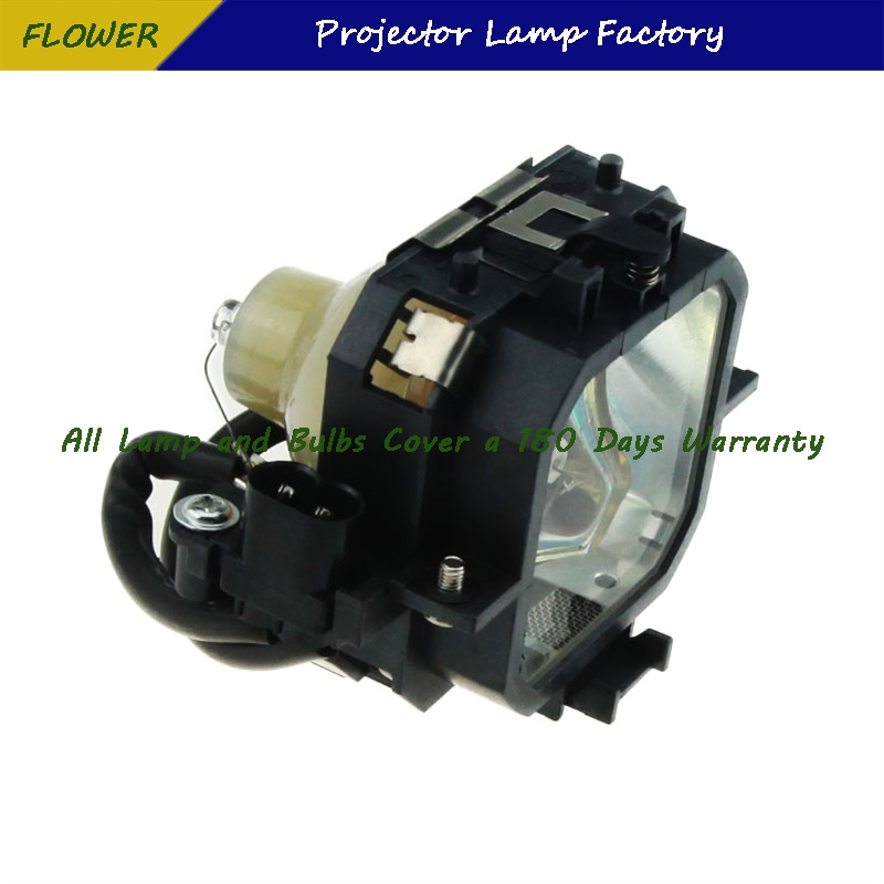 ELPLP18 лампы проектора с корпусом V13H010L18 для EPSON EMP 530/EMP720/EMP 730