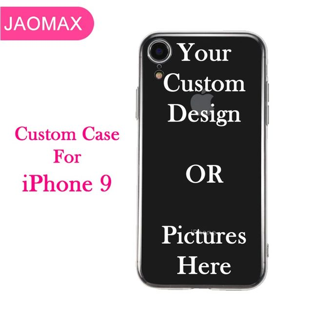 Us 5 99 Jaomax Personalized Printing Transparent Custom Phone Case For Iphone Xr Xs Diy Iron Man Case Cover For Iphone Xs Max Funda Capa In