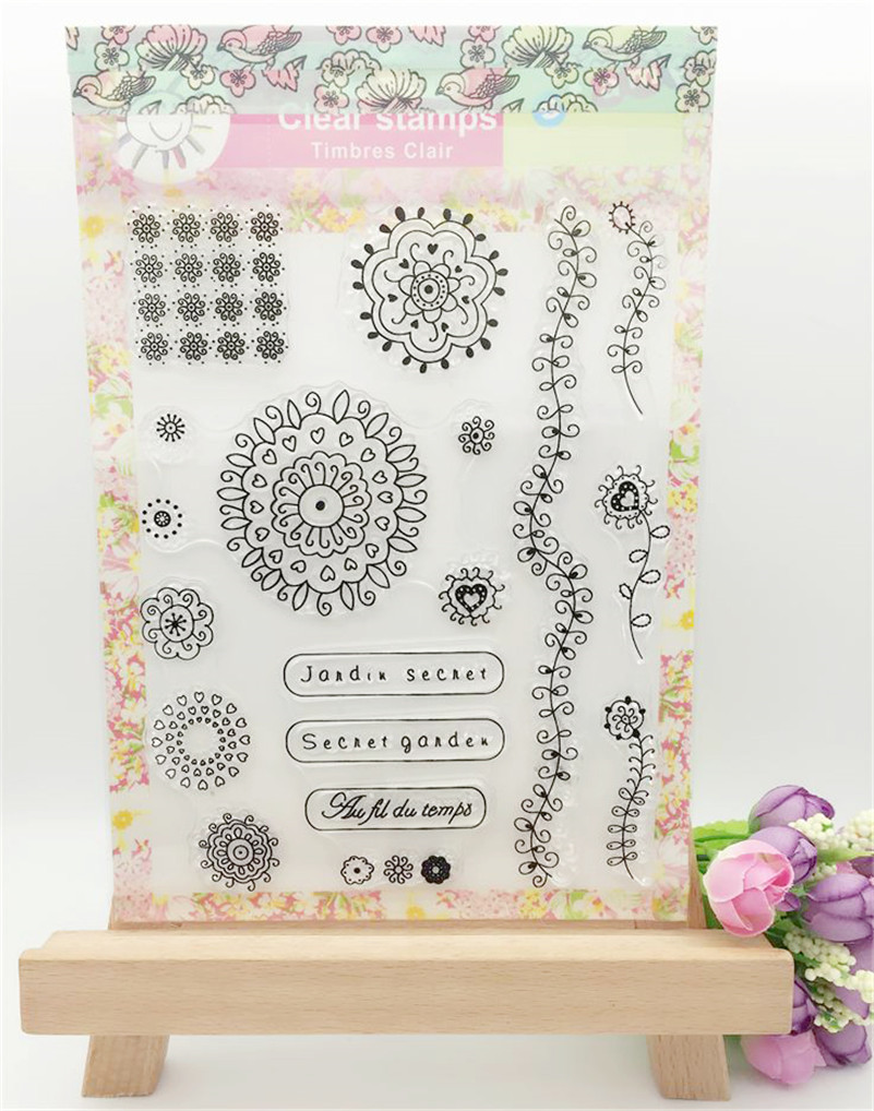 branch and leaves Transparent Clear Stamp DIY Silicone Seals Scrapbooking Card Making Photo Album craft CL-139 flowers lace design transparent clear stamp diy silicone seals scrapbooking card photo album for wedding gift cl 192