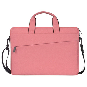 Image 2 - Женская сумка для ноутбука с рукавом вкладышем, чехол для Macbook Air Pro Retina 13 14 15,6 дюймов, сумка на плечо для ноутбука, сумка для компьютера