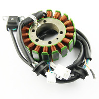 Motorcycle Ignition Magneto Stator Coil for YAMAHA XTZ660 Tenere 1991 1996 3YF 81410 00 Magneto Engine Stator Generator Coil