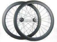factory sale carbon cyclocross bike wheel 50mm 25mm width 700C disc brake novatec hub clincher disc wheel sapim spoke