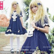 Nueva japanese anime sailor moon cosplay lolita princess dress summer girl vestidos de uniforme escolar de marinero trajes