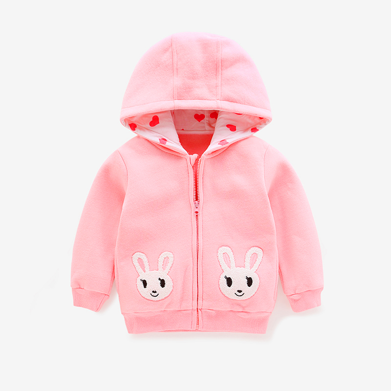48f17a676008 Cotton Long Sleeve Infant Jackets Baby Cardigan Sweaters Children ...