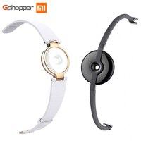 Original Xiaomi Huami AMAZFIT Moonbeam Smart Band Bluetooth 4 0 Wristband Bracelet Oxidation Ceramic Screen Wireless