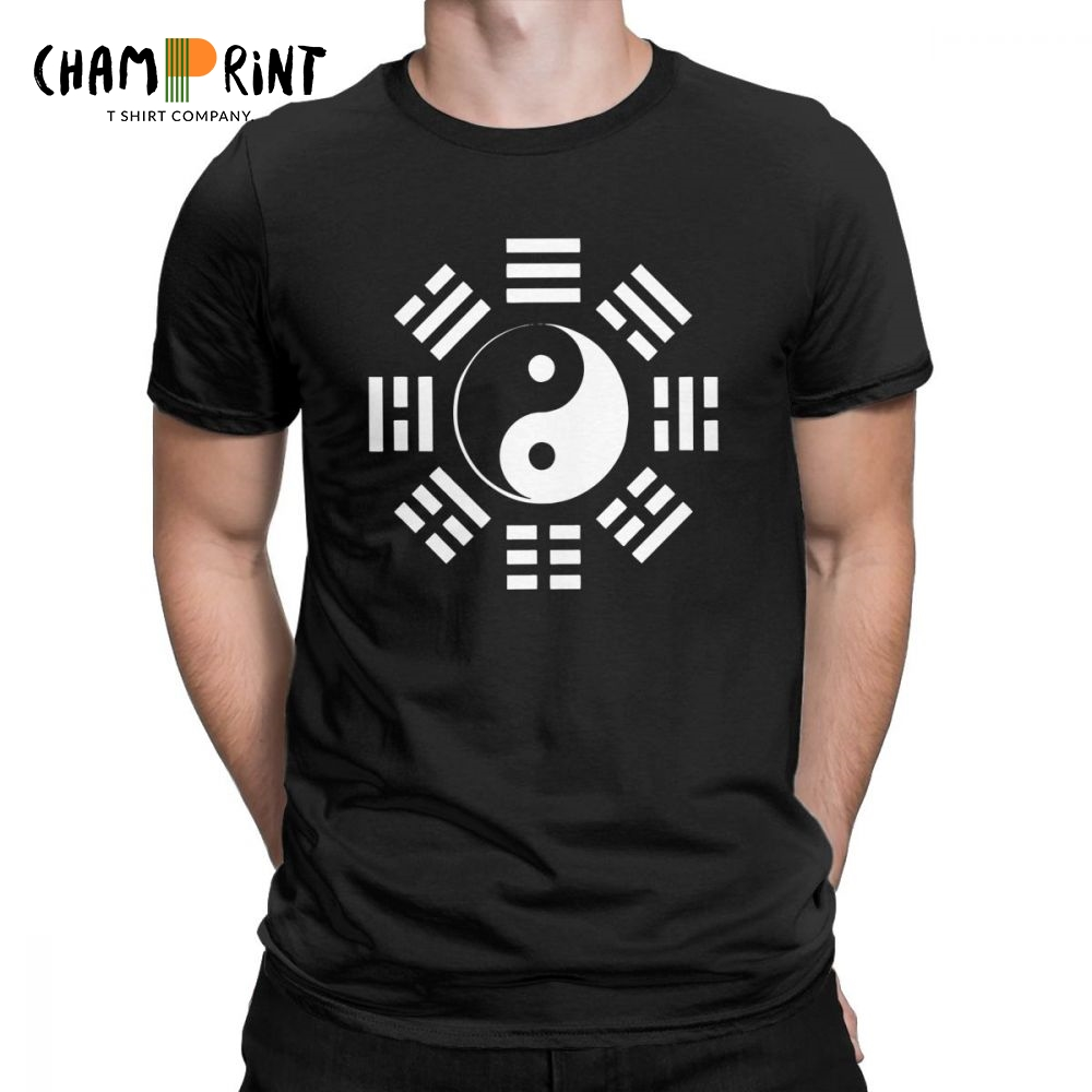 Eight Trigrams Ba Gua T-Shirt