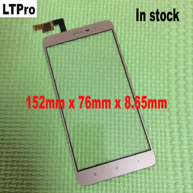 LTPro 100% Working Sensor Glass Panel Touch Screen Digitizer For Xiaomi Redmi Note 3 Pro 152mm special version/edition Mobile