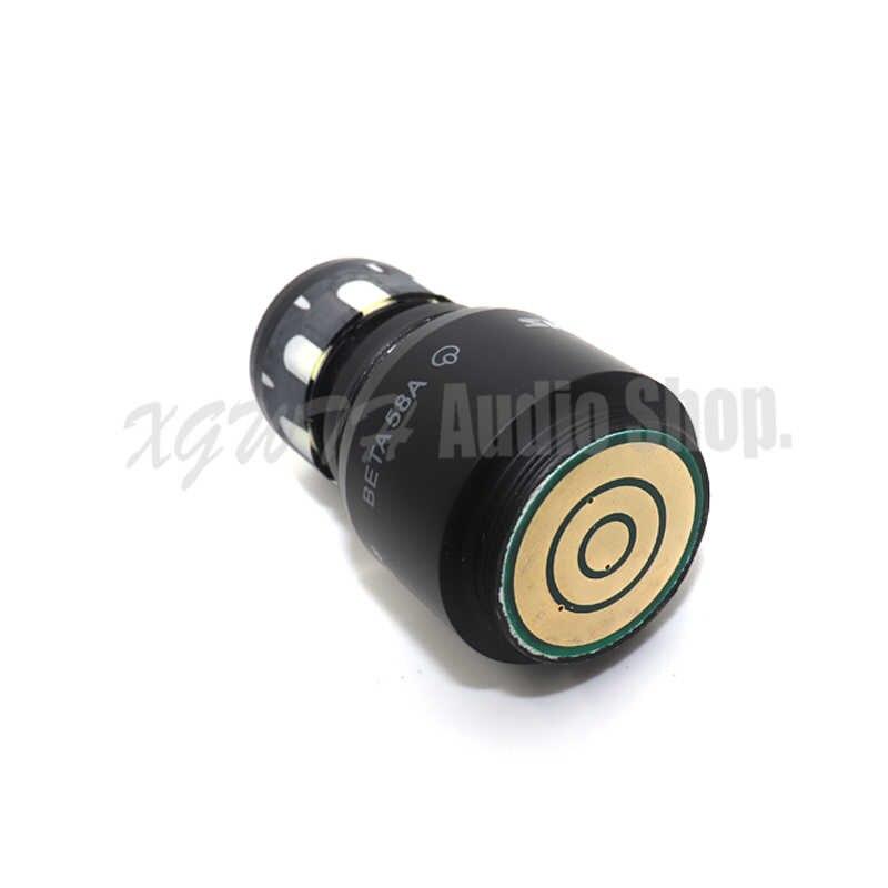 交換カートリッジカプセルヘッド shure マイクシステム SM58 BETA58 BETA58A PGX4 SLX4 ワイヤレスマイクマイク