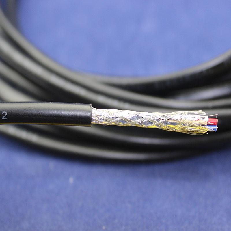 Erfreut Abgeschirmtes Kabel Mit 8 Gauge Bilder - Elektrische ...