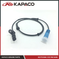 Guaranteed 100 1piece ABS Wheel Speed Sensor Rear Left Driver Side 34526756376 For M5 2000 525i