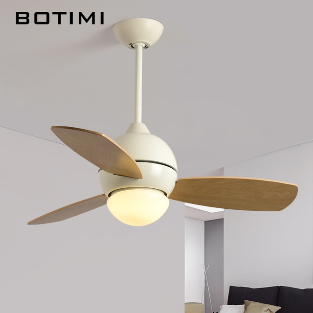botimi european style ceiling fan ventilador de techo simple living