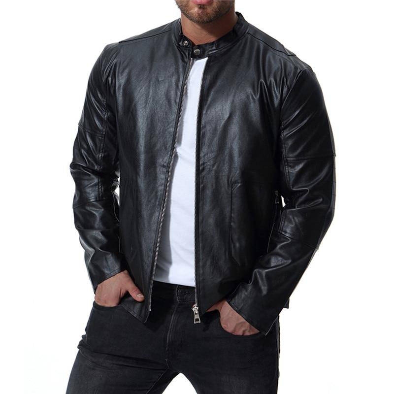Brand New 2019 Jacket Men Causal Cotton Windbreaker Long Jackets Mens Military Outwear Flight Jacket Men