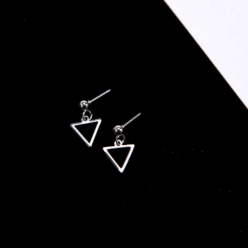 2019 Hot Sale New Brincos Fashion Stud Earrings For Women Earring Party Daily Wear Jewelry Accessories Bijoux Brincos Pendientes