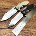 ZT0393 Tactical camping 9cr14mov Blade folding knife ball bearing flipper blade G10 handle edc tool for hunting survival Knife