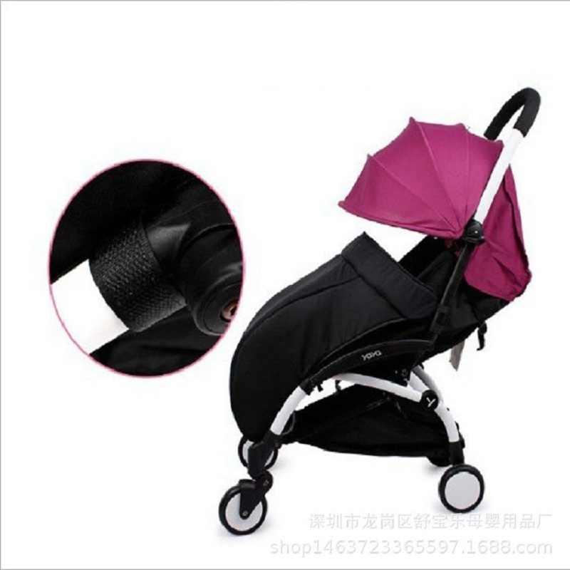 Bebek Arabası Ayak Muff Evrensel Su Geçirmez Çorap Kalınlaşmak Yumuşak ayak koruyucu Arabası Aksesuarları