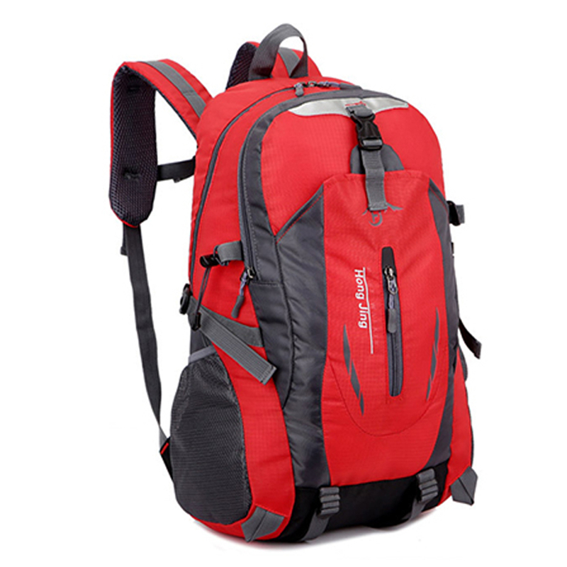 30L Waterproof Nylon Outdoor Backpack Super High Quality Camping Backpacks Large Capacity Unisex Traveling Bag Rucksack