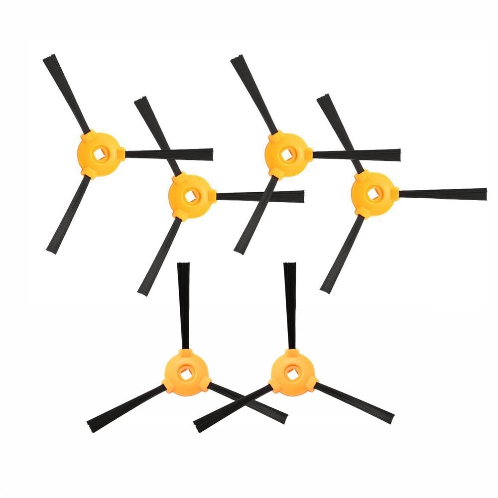 Комплект аксессуаров Для Ecovacs Deebot N79 N79S робот пылесос Замена Hepa фильтр комплекты боковые щетки