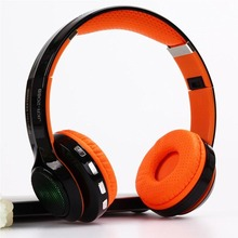 2017 Hot Sale JKR-208b JKR Hifi Auricular Big Casque Cordless Wireless Blutooth Headphone Bluetooth Earphone For Phone Computer