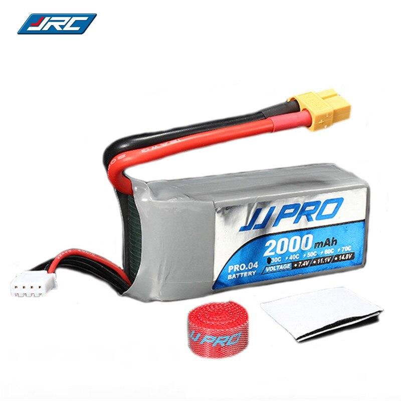 JJRC JJPRO JJPRO-P02 Power 11.1V 2000mah 30C 3S Lipo Battery XT60 Plug for For P175 P200 Eachine Falcon 180 210 250 Racer 250 original eachine e56 jjrc h47 rc