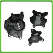 Racing Engine Cover Set Protection Guard for Yamaha YZF1000 R1 YZF-R1 2009 2010 2011 2012 2013 2014 цена в Москве и Питере