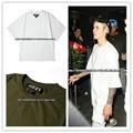 Kanye West Yeezy Clothing Camouflage T Shirt Hiphop Kpop God of Fear Summer Streetwear Urban Fashion Oversized Harajuku Tee