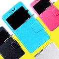 BLU Vivo 5R чехол Кожа 5.5 дюймов чехол для BLU Vivo 5R 5R чехол Up down BLU Vivo телефон дело