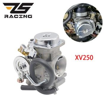 ZS Racing XV250 26mm For Yamaha Virago 250 V-star 250 Route 66 1988-2014 XV250 Aftermarket Motorcycle Carburetor Carb Racing