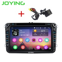 2 Din Android 5 1 Car Radio For VW Skoda Polo Jetta Tiguan Golf 5 6