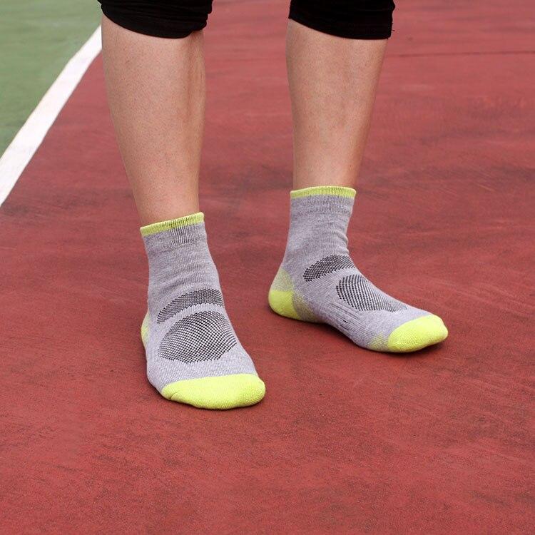 OLN EU36 46 vente chaude chaussettes femmes polaire chaussettes femme athlète qullity sokken pour filles dames (2 paires/lot) - 3