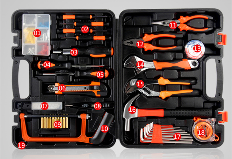 carpentry household set combo 1