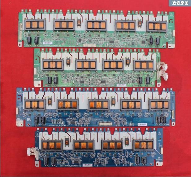 SSI570HA36-LU SSI570HA36-LL SSI570HA36-RL SSI570HA36-RU  HIGH VOLTAGE logic T-CON  board FOR SCREEN 912SW AL1916W FG981-W2