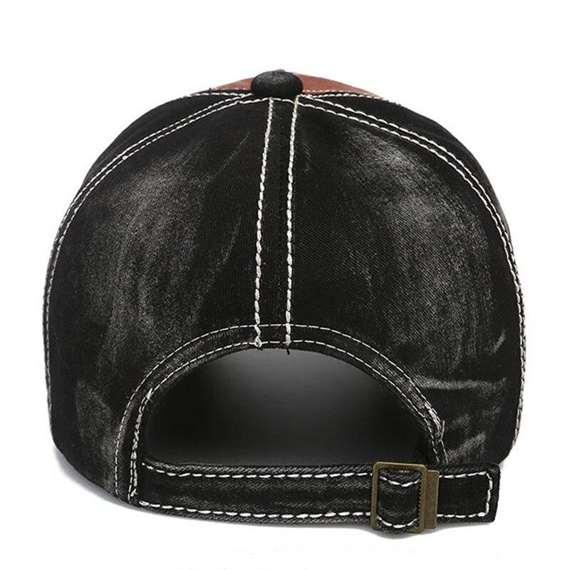 63fe4e446167b Baseball Cap Mens Hats Ratchet Hat Cowboy Snapback Vintage Women Black  Luxury Brand 2018 New Designer Casual Accessories Hip Hop